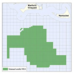 MASS offshore wind auction area