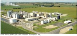 Al-Corn Clean Fuel ethanol plant