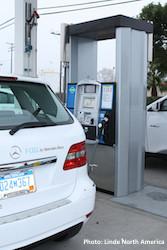 West Sacramento Hydrogen Fueling Station