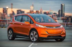 2015 Chevy Bolt EV Concept Car