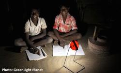 Greenlight Planet solar product