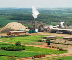 UNICA sugar-ethanol plant