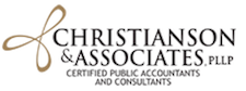 Christianson and A logo