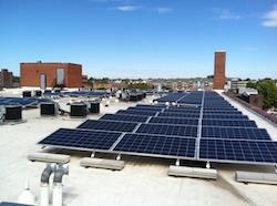 Laclede Lofts Solar Array