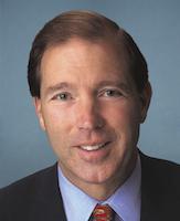 New Mexico Senator Tom Udall