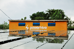 Powerhive microgrid in Kenya