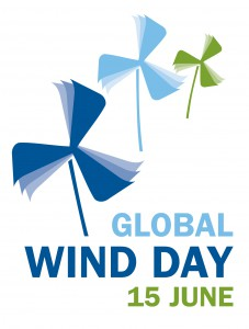 Global Wind Day logo