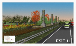 Ray-C-Anderson-Memorial-Highway-Exit-14-artist-impression