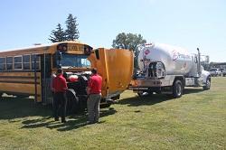 Propane-Autogas-event-at-Prairieland-FS1