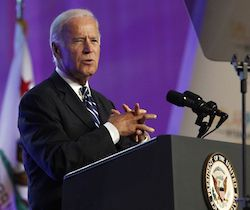 VP Joe Biden speaks at Solar Power International 2015