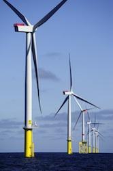 Offshore-Windpark Borkum Riffgrund 1 / Borkum Riffgrund1 offshore wind farm