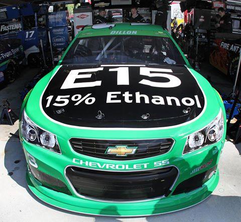 E15 NASCAR
