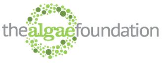 The Algae Foundation logo