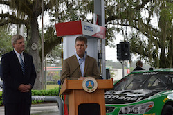 USDA BIP Announcement at Protec Fuel station
