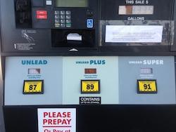ethanol pump