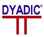 Dyadic logo