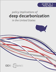 Policy Implications of Deep Decarb Volume 2