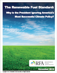 RFA-RFS COP21 report cover