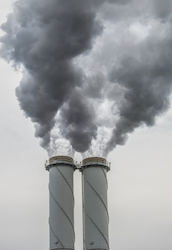 © Joostverbeek | Dreamstime.com - Dirty Smoke Stack Of Coal Fired Power Plant Photo