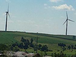 wind power in Iowa