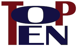 Domestic Fuel Top Ten Logo