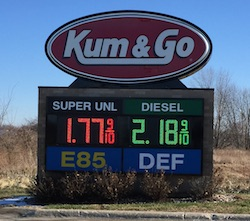 E85 Sign December 2015