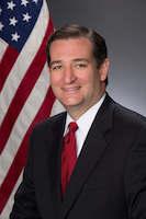 Ted Cruz Official Portrait