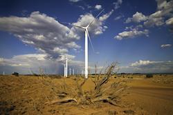 Dry Lake Wind Power Project, Arizona
