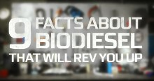 9 things about biodiesel