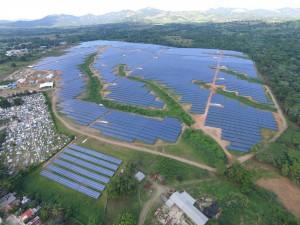 Monte Plata Aerial View