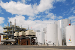 The 20 million gallon REG Madison biorefinery is Renewable Energy Group's 11th active biomass-based diesel refinery in the US and expands REG's nameplate production capacity to more than 450 million gallons annually. (Photo Courtesy REG)