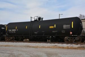 Ethanol tank. Photo credit: Joanna Schroeder