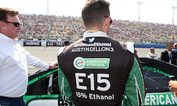 Austin Dillion American Ethanol driver