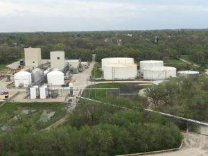 REG Danville plant