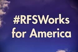 #RFS Works for America