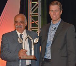 Charles Abbas FEW Award