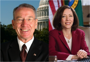 Senator Chuck Grassley (R-Iowa) and Senator Maria Cantwell (D-Wash) have introduced a new biodiesel tax credit bill.