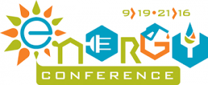 2016 Energy Conference logo