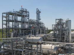 The Duonix Beatrice plant is the first successful commercial-scale application of an innovative technology capable of converting a range of lower cost feedstocks such as recycled cooking oil and distillers corn oil into high-quality biodiesel. (Photo: Business Wire)