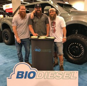 Diesel Brothers Cast >> Diesel Brothers Are Biodiesel Hit At Classic18 Energy