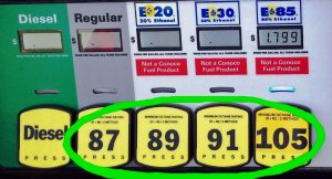 Ethanol Stakeholders Comment on High Octane Fuel   Energy